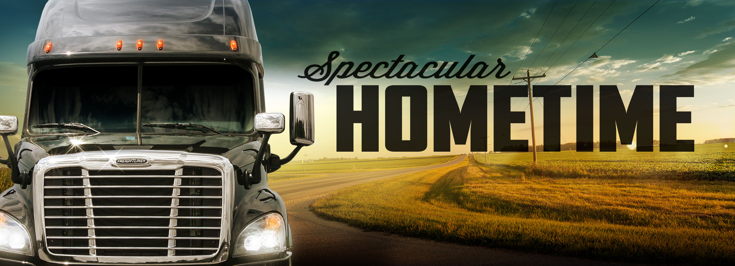 Spectacular Hometime