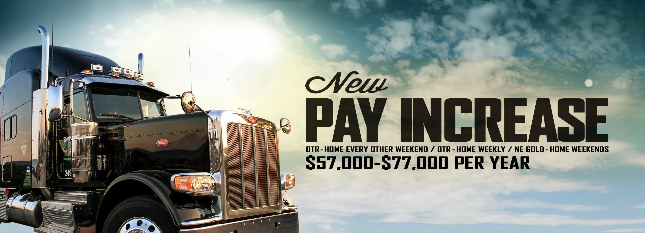 Pay Increase