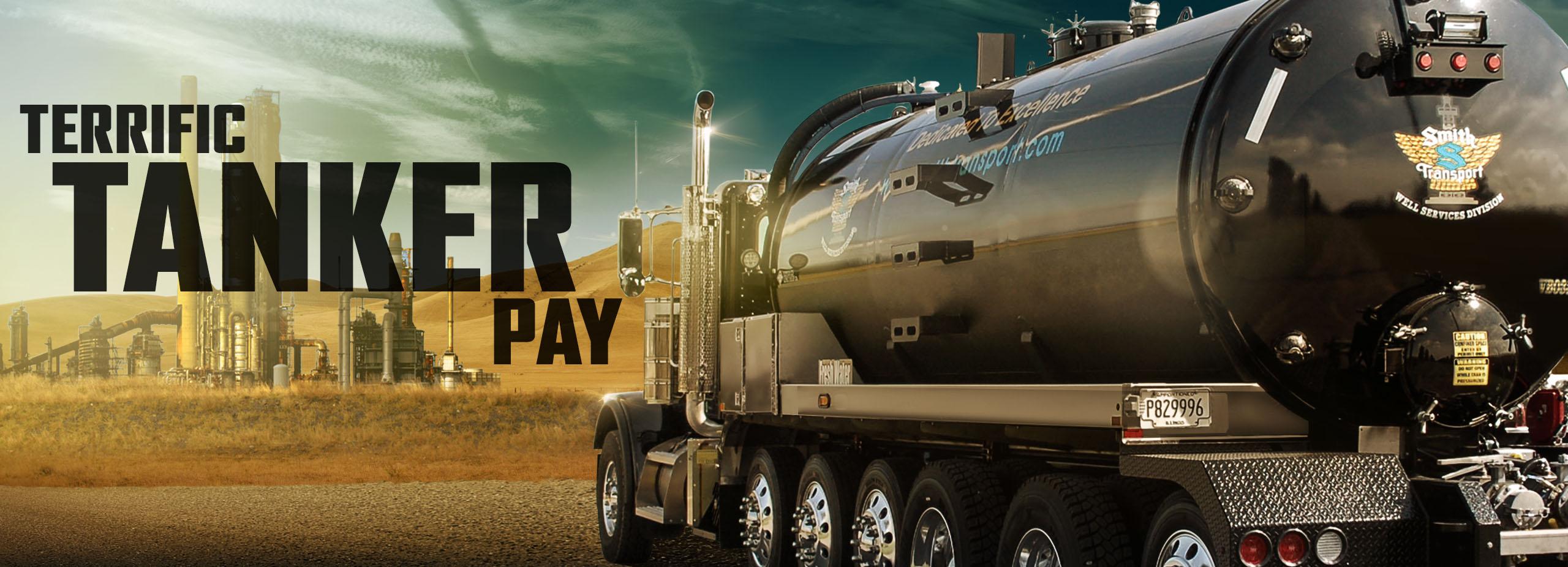Terrific Tanker Pay